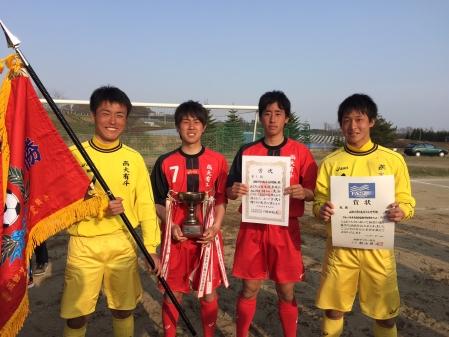 2015 サッカー春季2
