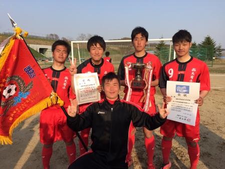 2015 サッカー春季3