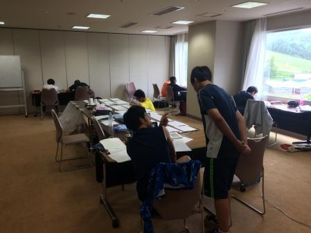 2016 natsu study camp (2)